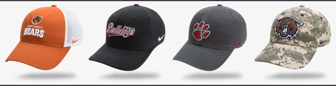 Custom Embroidered Hats - Elevation Sports